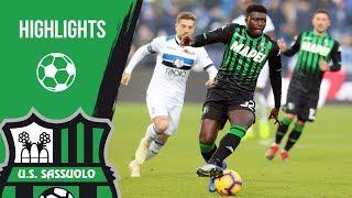 Sassuolo-Atalanta 2-6 | Highlights 2018/19