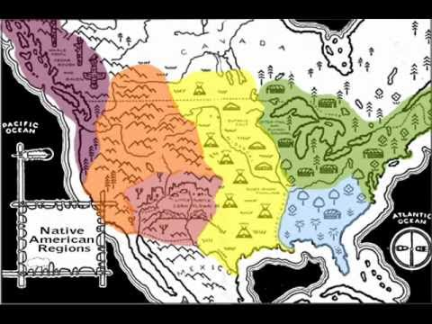 Native American Regions- CI360.wmv - YouTube