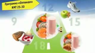 Коктейль для похудения Вэлнес Нэчурал Баланс