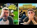 Fortnite Battle Royale Pro Vs PubG Pro! (HE'S UNBEATABLE)