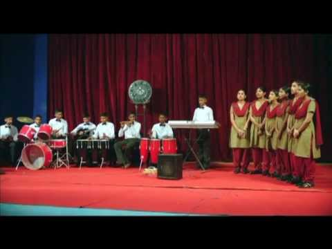 SAINIK SCHOOL KORUKONDA - A WALK THROUGH