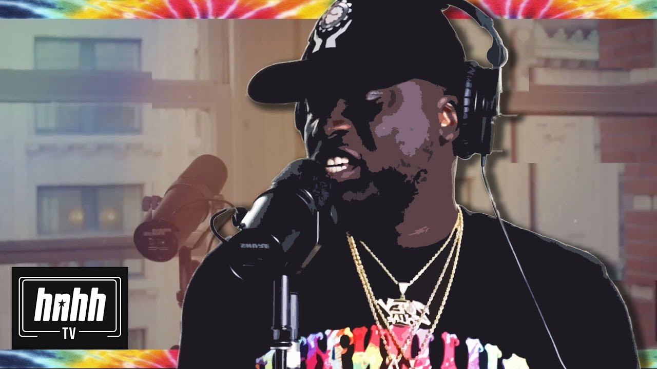 Zoey Dollaz HNHH Freestyle Sessions Episode 004