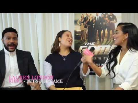 The Game's Hosea Chanchez Talks Substance Abuse & How Lauren London Helped His Career.