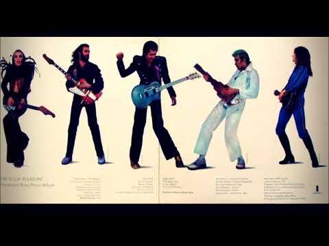 Roxy Music - For Your Pleasure 1973 (Full Album) [Part One] 1