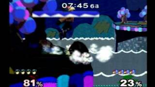 Sensei Battles #1: DJ Nintendo (Marth) Vs. Lambchops (Falco) Set 2