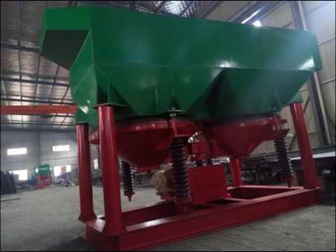 Mineral Jig Machine for Ore Processing