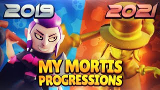 My Mortis Progression