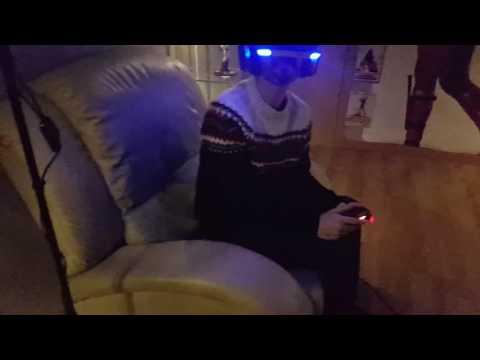 Playstation vr resident evil 7 demo terror,susto increible