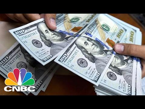 US Dollar Slides   Trading Nation   CNBC