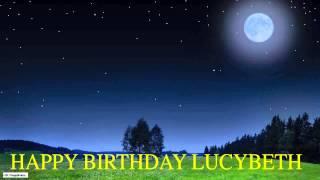 Lucybeth   Moon La Luna - Happy Birthday