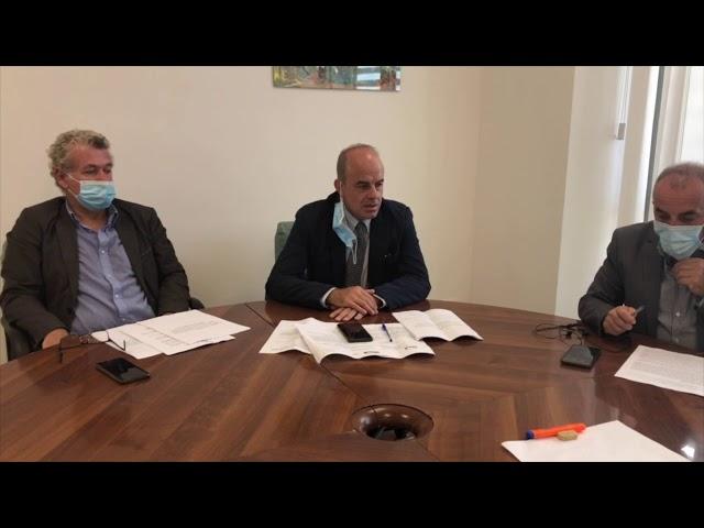 Presentazione Piano Sanitario Pantelleria 24-10-2020 (audio migliorato)