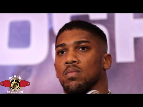 ANTHONY JOSHUA IN A VERY BAD POSITION NOW