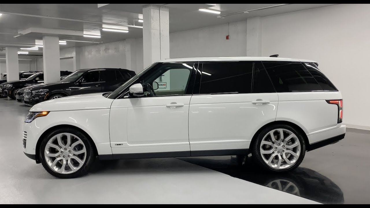Range Rover Long Wheelbase >> 2019 Range Rover Lwb Supercharged Walkaround 4k
