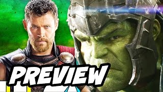 Thor Ragnarok Preview Synopsis Breakdown