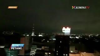 Gempa Berkekuatan 8,1 SR Guncang Meksiko