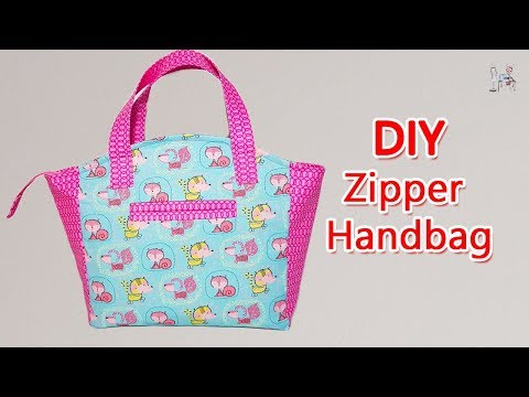 Mini Handbag DIY   Bag Making Ideas   Bag Sewing Tutorial   Coudre un sac   diy Bolsa