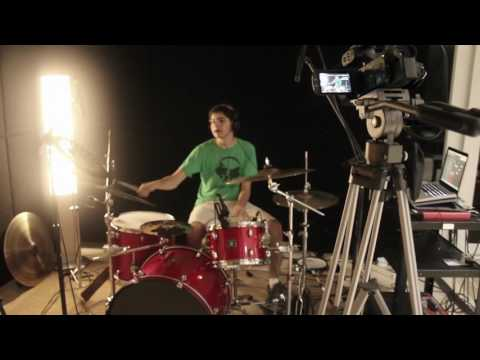Video Game Music On Drums