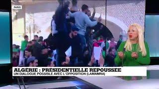 """Contestation en Algérie : """"Le peuple algérien est patient"""""""