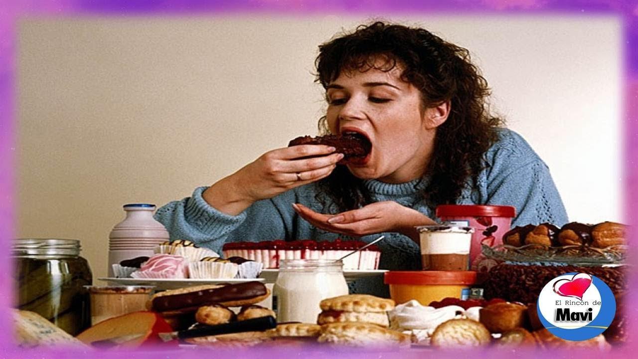 Como controlar la ansiedad por comer - Remedios naturales
