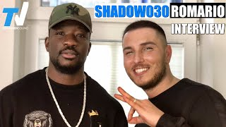 ROMARIO & SHADOW030 Interview |🏀Basketball vs Fußball⚽, Streetball, Kobe Bryant, Michael Jordan, RnB
