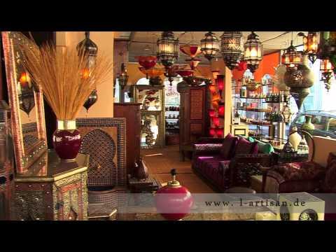 L-Artisan - Orientalische Lampen, Möbel und Wohnaccessoires ...