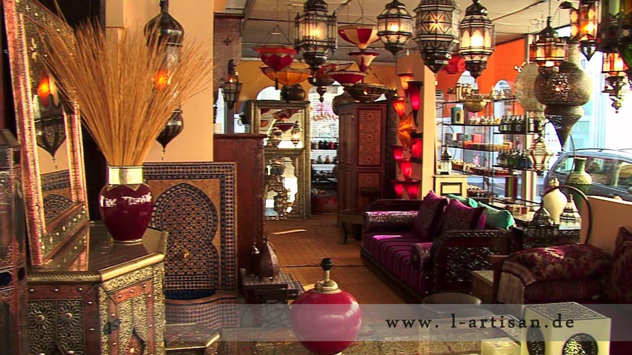 LArtisan  Orientalische Lampen Mbel und