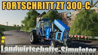 "[""Farming"", ""Simulator"", ""LS19"", ""Modvorstellung"", ""Landwirtschafts-Simulator"", ""FORTSCHRITT ZT 300-C"", ""ZT 300-C"", ""ZT 300"", ""FORTSCHRITT"", ""LS19 Modvorstellung Landwirtschafts-Simulator :FORTSCHRITT"", ""LS19 Modvorstellung Landwirtschafts-Simulator :FORT"