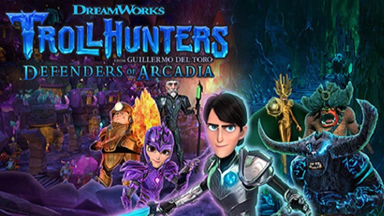 Download Trollhunters Defenders of Arcadia Full Gameplay Walkthrough (Longplay)