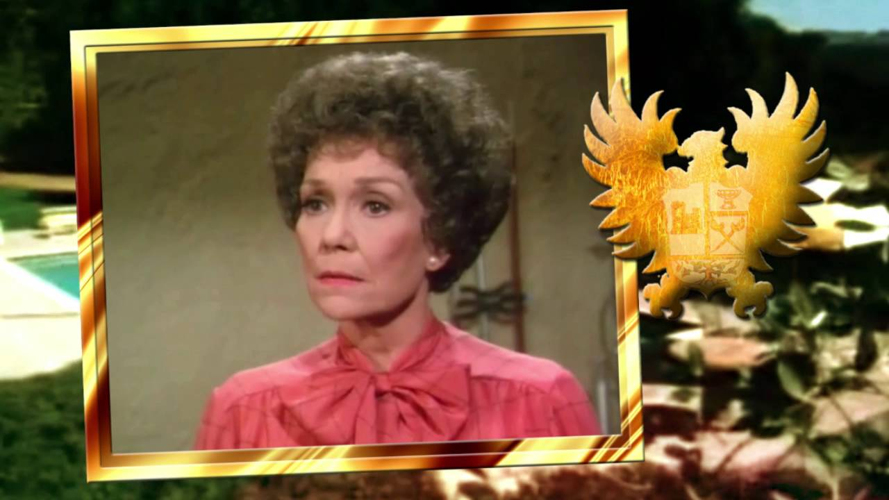 Jane Wyman as Angela Channing | Falcon Crest Season 1 ...