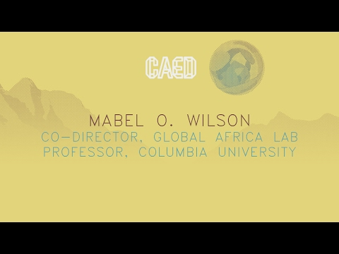 Kent State University College of Architecture & Environmental Design - Mabel O. Wilson