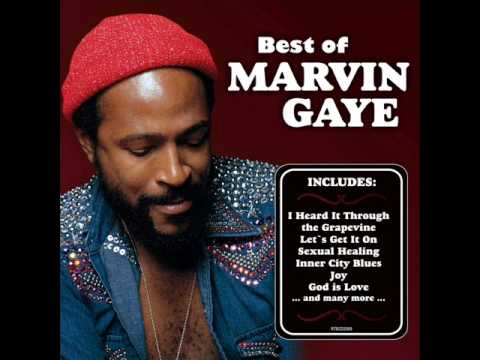 Marvin gaye god is love b side