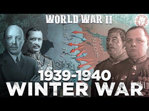 Winter War - Soviet Finnish 1939-1940 War - FULL 3d DOCUMENTARY