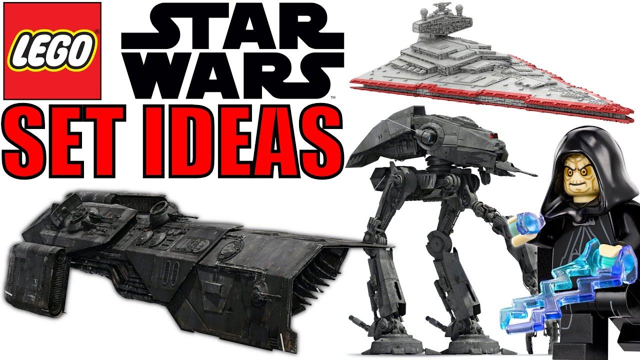 Lego Star Wars Episode 9 The Rise Of Skywalker 2020 2021 Set Ideas Youtube
