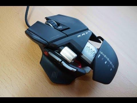 Mad Catz RAT 9 Wireless Zwart  Coolblue  alles voor