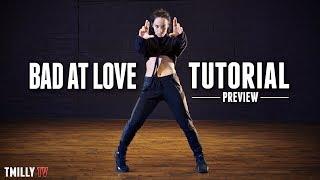 Halsey - Bad at Love - DANCE TUTORIAL by Jojo Gomez [Preview]