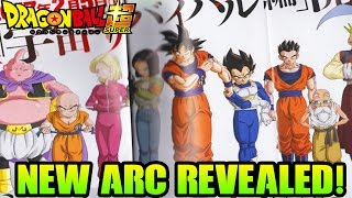 NEW Dragon Ball Super 2017 Arc Revealed! Gohan Returning? Space Survival & More