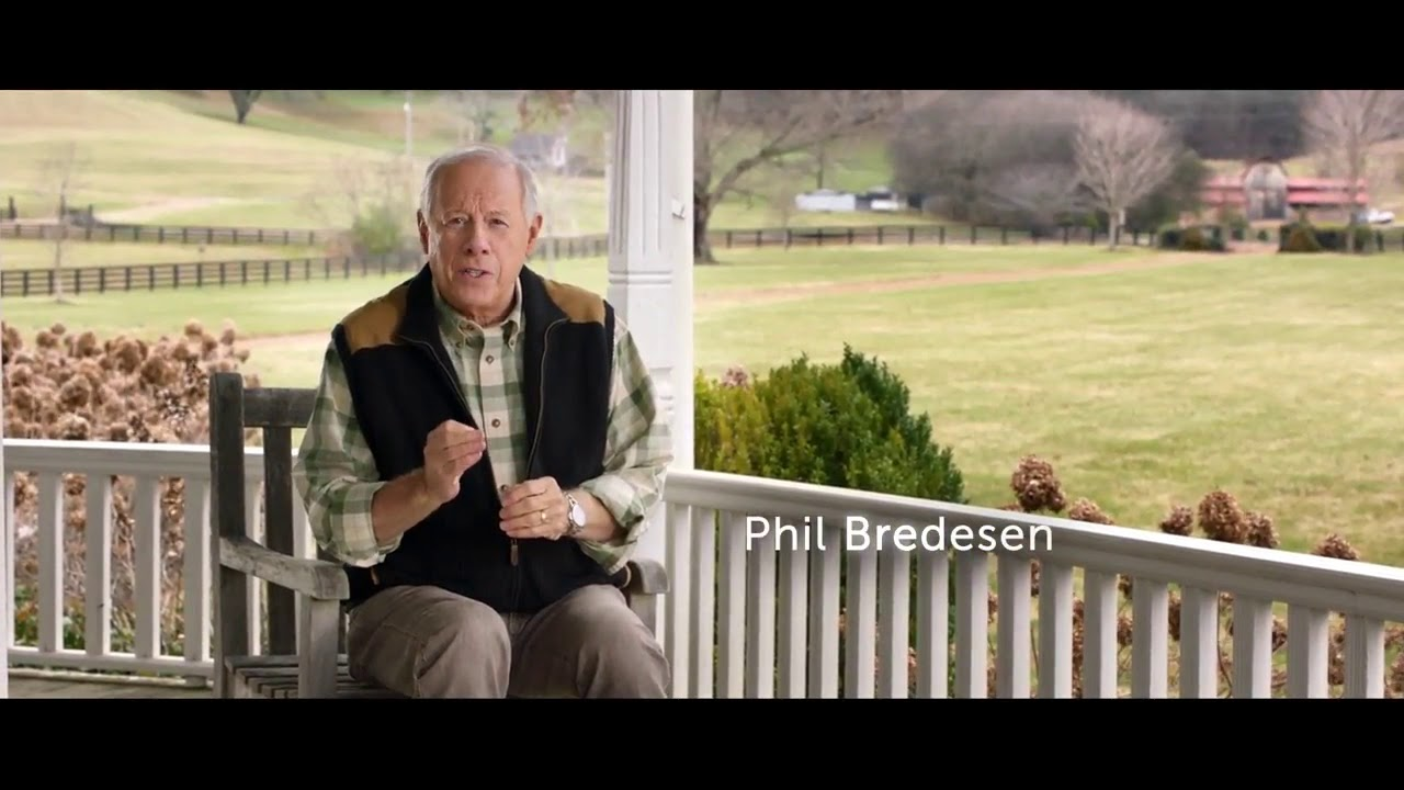 Announcement Video: Phil Bredesen (D) for Tennessee Senate 2018
