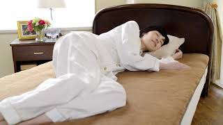 原毛の良さを最大限生かし、程よい柔らかさと保温性に優れた敷パッドで...