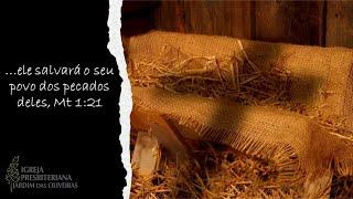 Nascido para morrer (Lc. 2:21-38) | Rev. Edward | 25/dez/2020