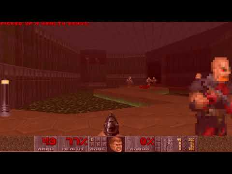 22 Year Old Speedrun For The VERY FIRST Map of DOOM Beaten!