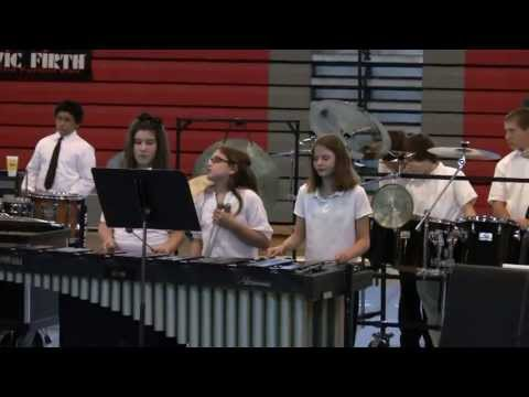 sinceres band tunstall middle school