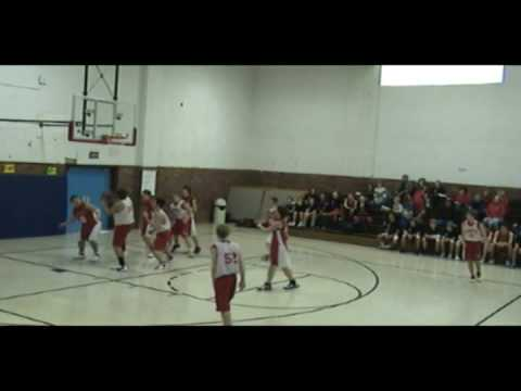 highschool basketball highlights (cornerstone vs seward)