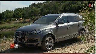 AUDI Q7 2014 - OFF ROAD TEST DRIVE COSTA SMERALDA