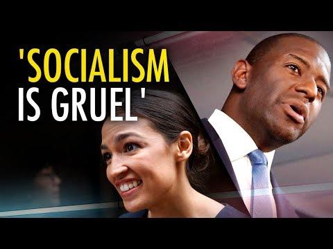 """Kurt Schlichter: Socialism Is Just """"fuzzy Friendly Fascism"""""""