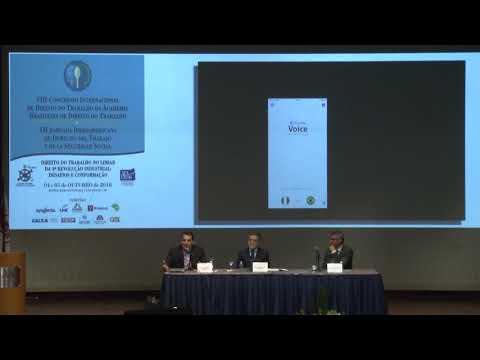 3º Painel - Tema: Novas ferramentas digitais: plataformas, aplicativos; empresas virtuais; loT (internet das coisas); BYOD (traga seu próprio dispositivo); e economia  criativa.  Expositor: Victor Mirshawka Junior