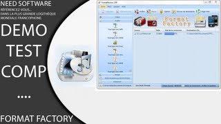 Meilleur Convertisseur vidéo Gratuit-Format Factory