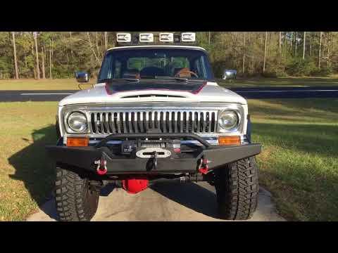79 Cherokee Chief Cummins Turbo diesel