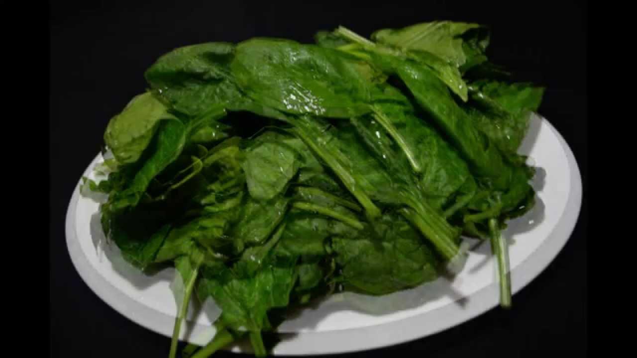Beneficios de comer espinaca youtube for Espinacas como cocinarlas