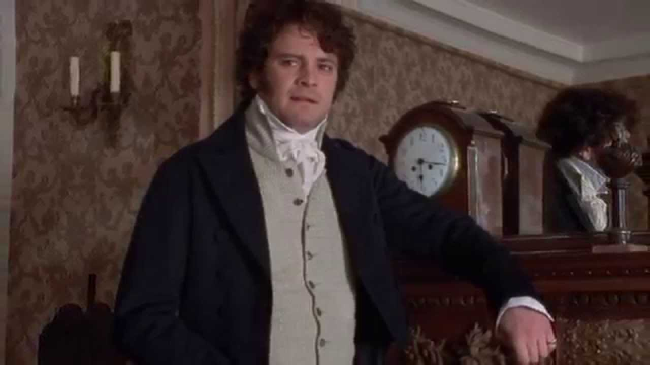 Pride & Prejudice 1995: La Fuerza Mayor - Colin Firth ...