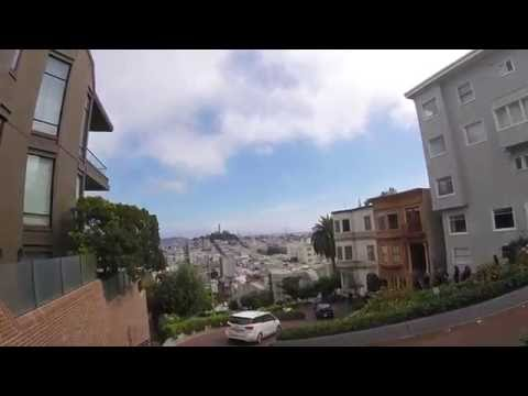 San Francisco - walking around the city 10/10/2016